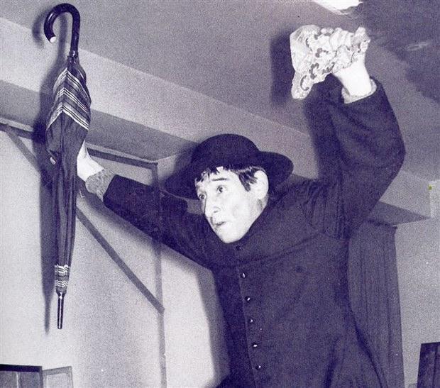 Renato Rascel ne I racconti di Padre Brown, 1969