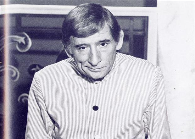Renato Rascel nel 1976