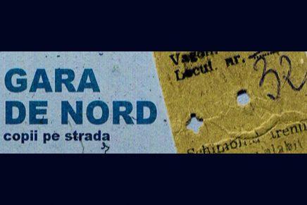 Gara de Nord_copii pe strada > Antonio Martino