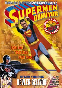 Supermen Donuyor DVD