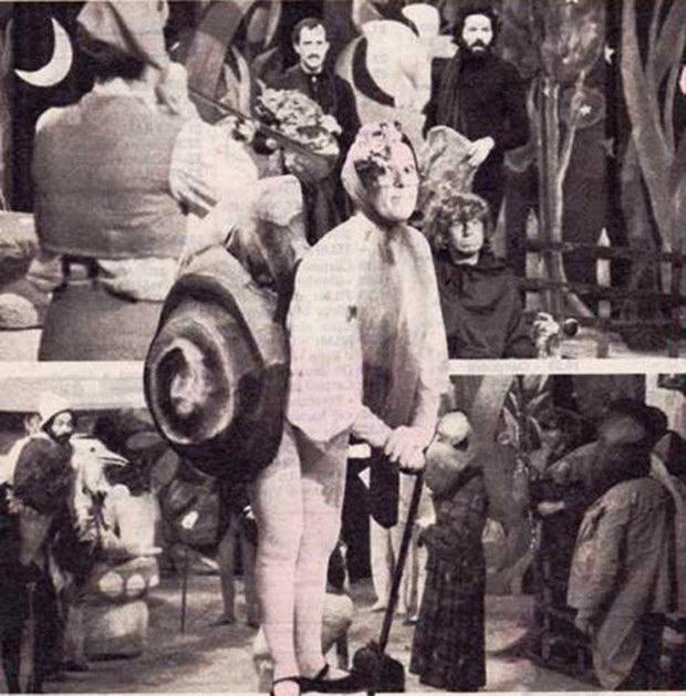 «Le avventure di Prezzemolino» – 1980