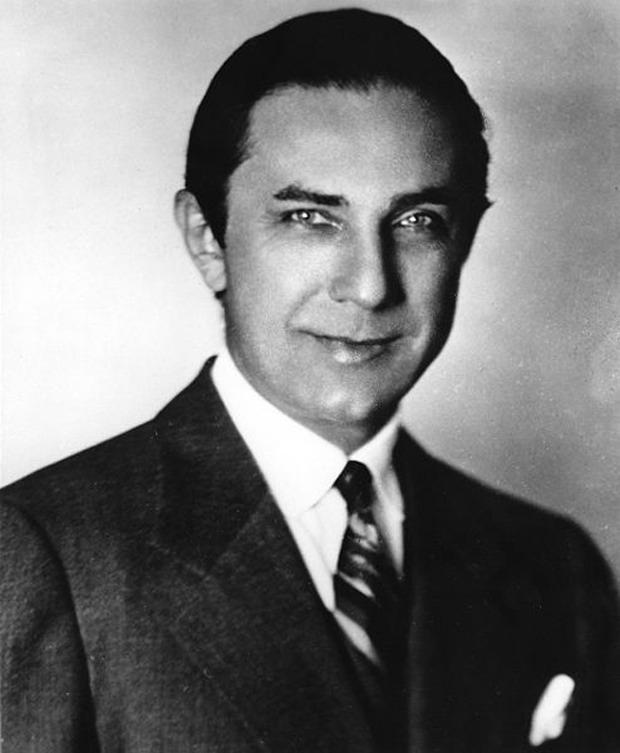 Un ritratto di Bela Lugosi