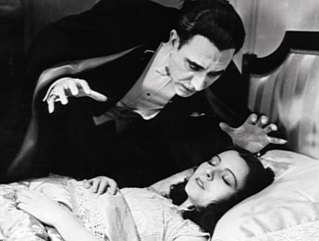 Carlos Villarias e Lupita Tovar nella versione spagnola di George Melford