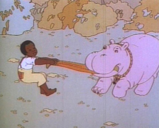 Hugo the Hippo07