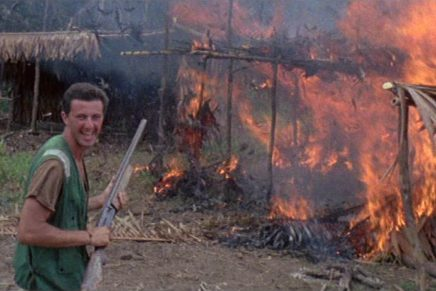 """Cannibal Holocaust"" di Ruggero Deodato"