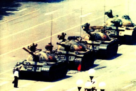 Tiananmen massacre / 3-4 June 1989