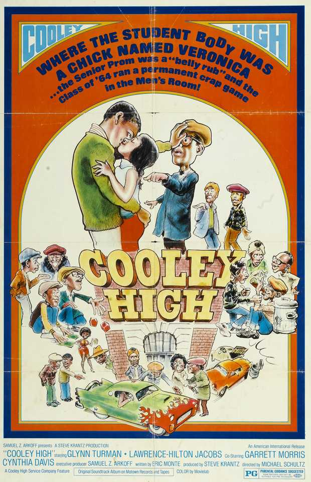 Cooley High_Poster