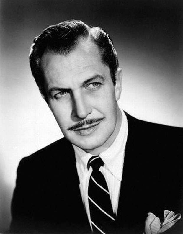 Actor Vincent Price