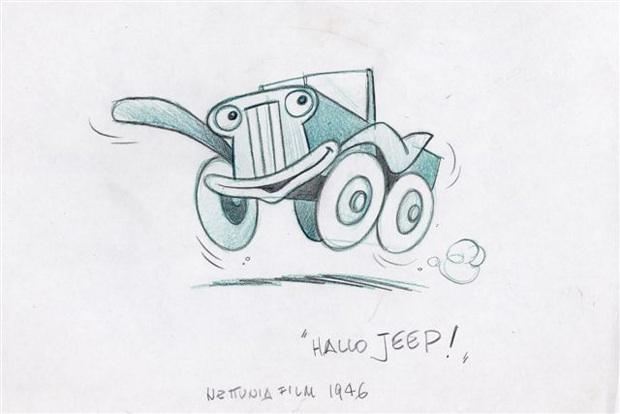 Hallo Jeep!