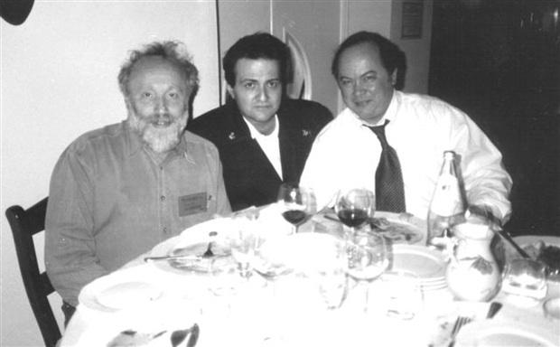 Jurij Norštein e Mario Verger