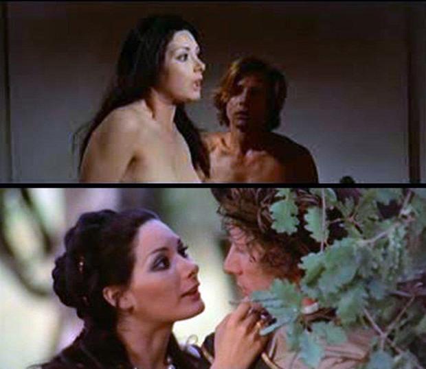 La bella Antonia, prima monica e poi dimonia, 1972