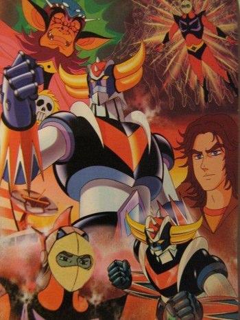 UFO Robot Grendizer, Toei, 1975-1977