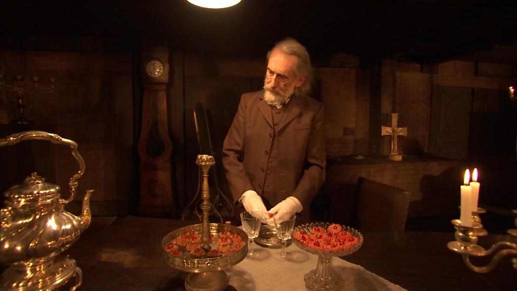 RASPUTIN by Louis Nero - Lazavert  (the actor Attilio Cottura)