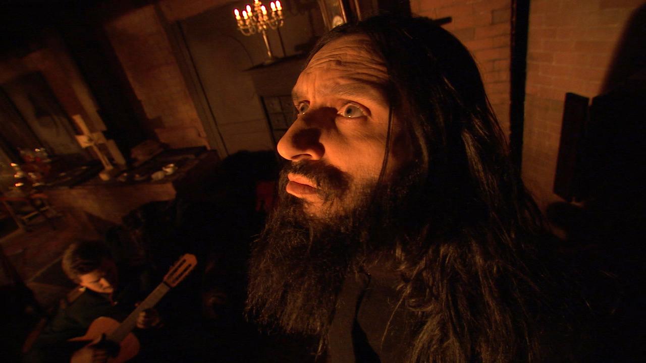 RASPUTIN by Louis Nero - Rasputin (the actor Francesco Cabras) 2
