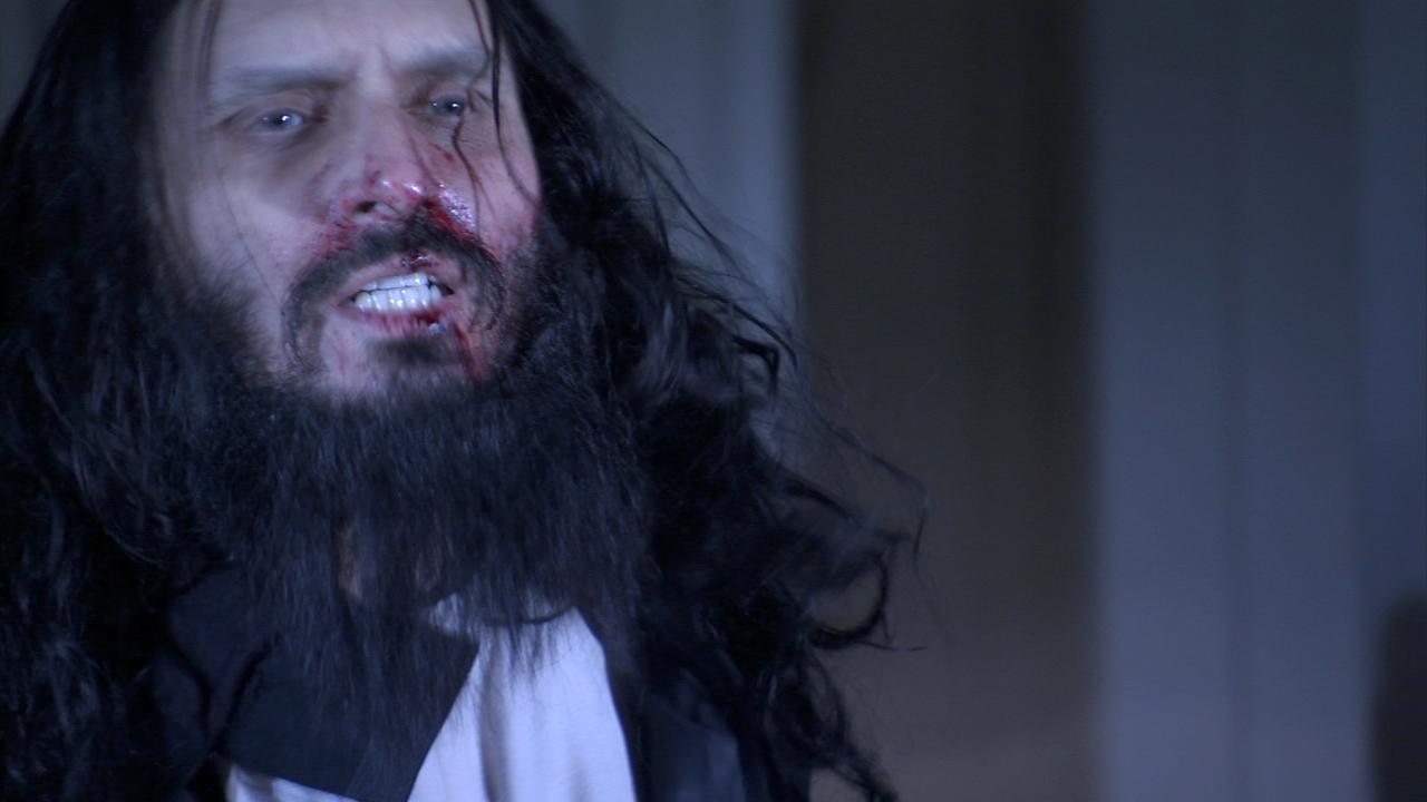 RASPUTIN by Louis Nero - Rasputin (the actor Francesco Cabras) 3
