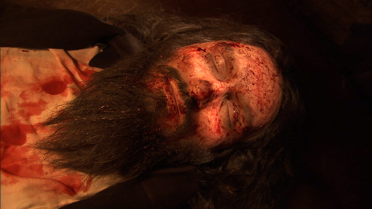RASPUTIN by Louis Nero - Rasputin (the actor Francesco Cabras) 4