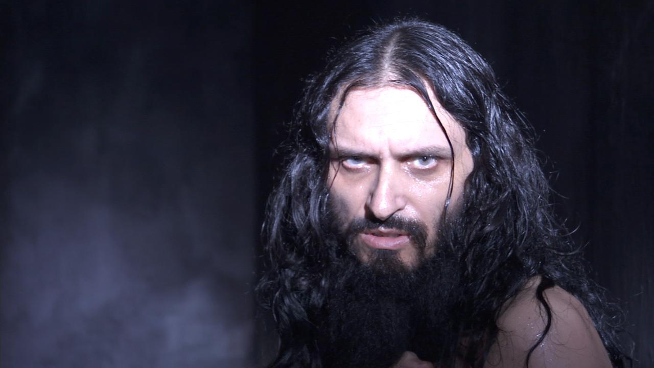 RASPUTIN by Louis Nero - Rasputin (the actor Francesco Cabras) 5