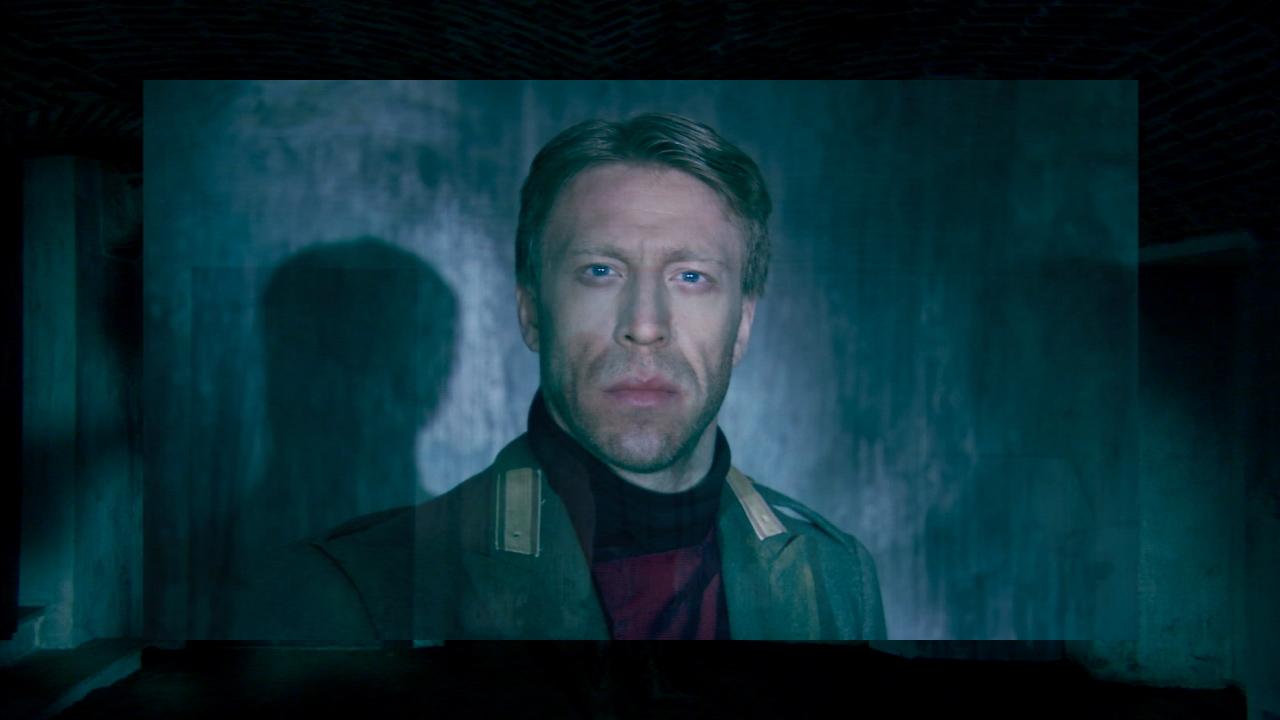 RASPUTIN by Louis Nero - The lieutenant Yurovskij (the actor Ottaviano Blitch)