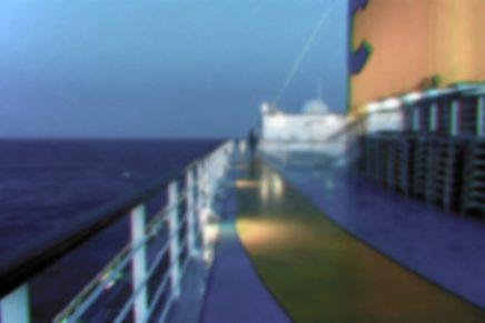Jean-Luc Godard sulla Costa Concordia. Film Socialisme