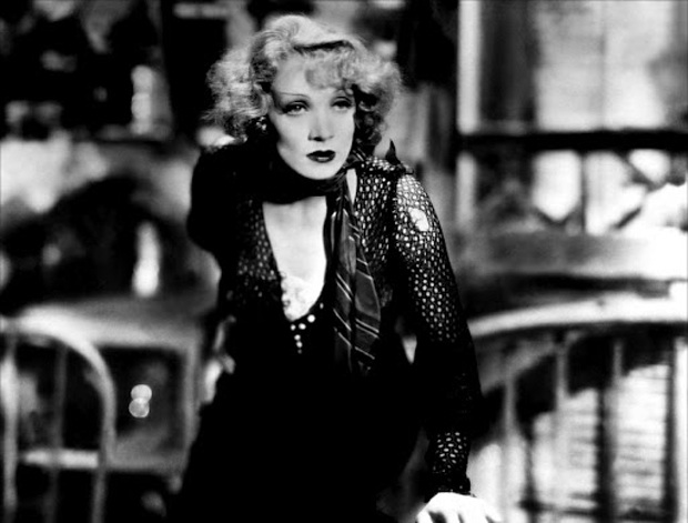 Marlene Dietrich_BlondeVenus
