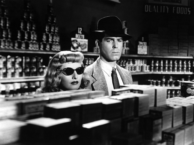 1. Double Indemnity (1944)