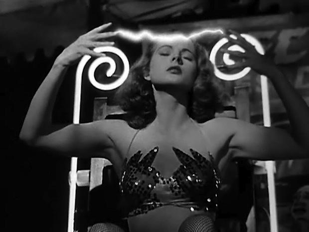 5. Nightmare Alley (1947)