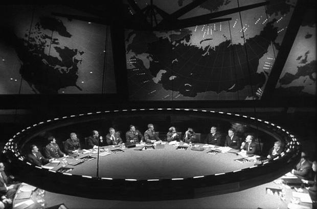 Strangelove - War room