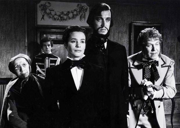Ansiktet (Il volto) - Regia di Ingmar Bergman (Svezia/1958)