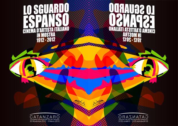 Lo Sguardo Espanso - Cinema d'artista italiano in mostra (1912-2012)