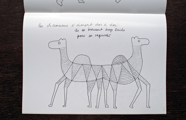 Petit Bestiaire, Yona Friedman, 1962-81 - Motto Distribution