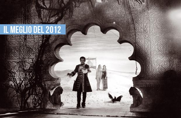 Il meglio del 2012 - Olivier Babinet