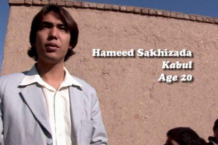 Afghan Star > Havana Marking