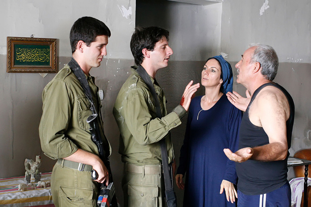 Rock the Casbah - Yariv Horowitz (2012)