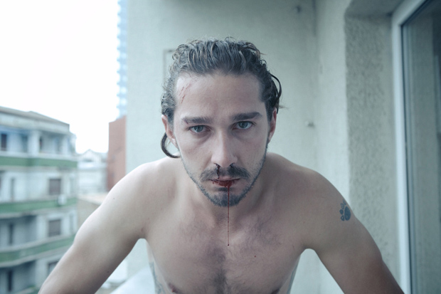 The Necessary Death of Charlie Countryman di Fredrik Bond (USA/2013)