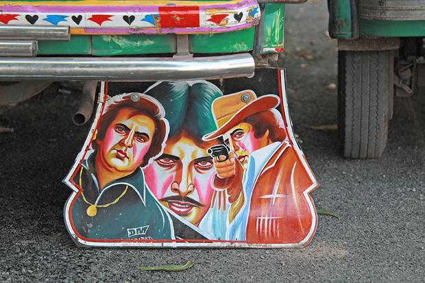 Meena Kadri - Backview Bollywood