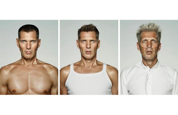 Erwin Olaf, On Beauty and Fall - Michiel van Erp