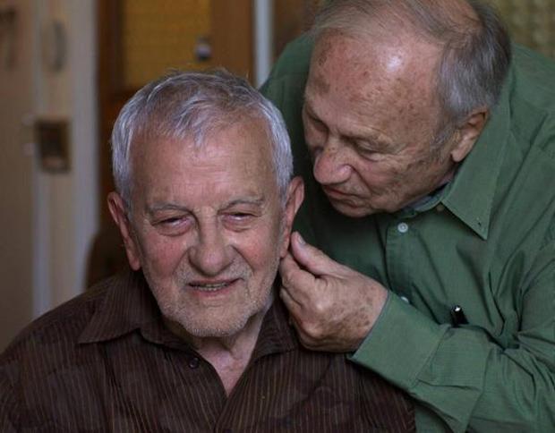 Фото пожилых геев