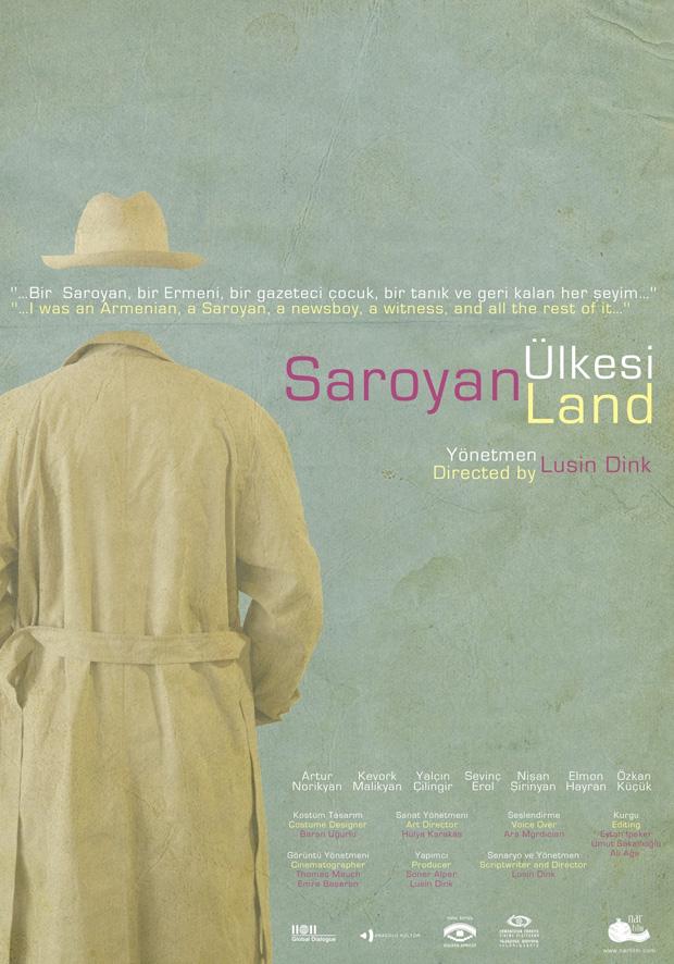 Saroyanland-Poster
