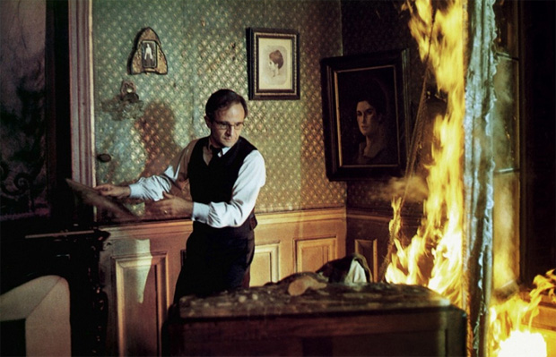 La Chambre Verte Fran Ois Truffaut Rapporto Confidenziale