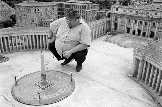 Abacuc di Luca Ferri (immagine di Claudio Cristini)