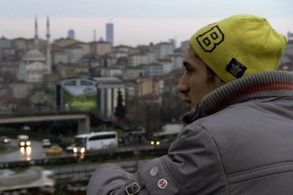 Mustafa in Istanbul