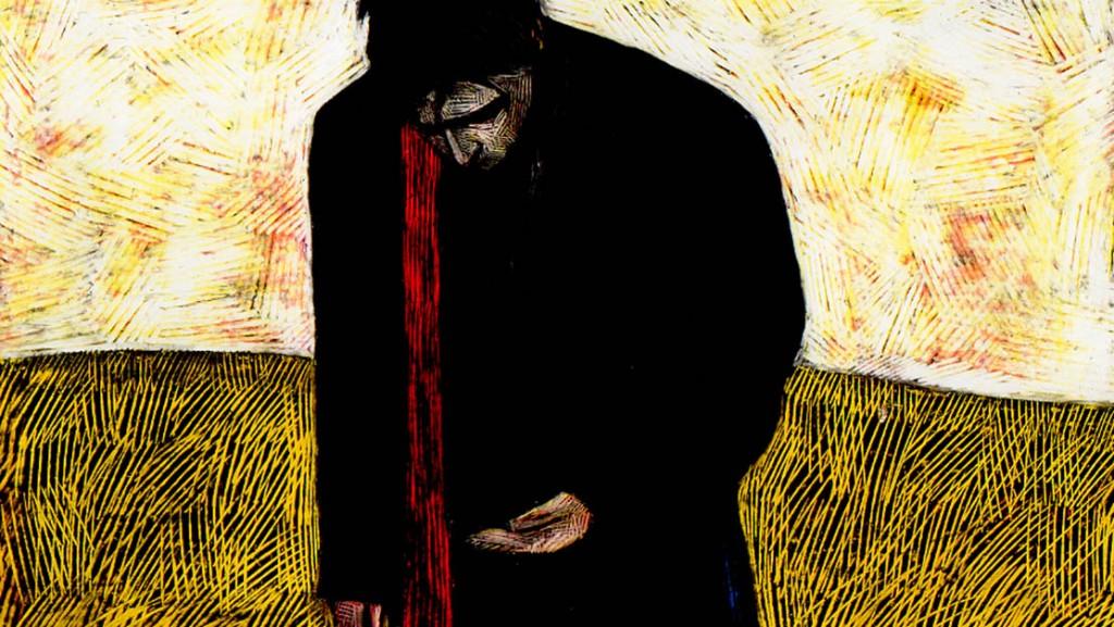 Fotogramma da 'Nuvole, mani' (2009) © Simone Massi