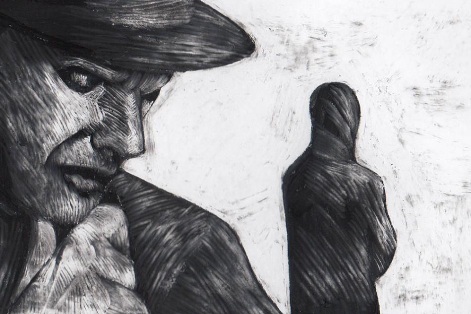 Fotogramma da 'L'attesa del maggio' (2014) © Simone Massi