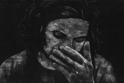 Mordere nei sassi. Conversazione con Simone Massi