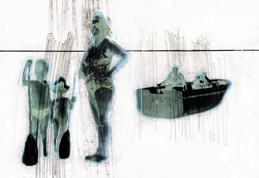 Iconoclastie su(al) negativo © Carlo Michele Schirinzi