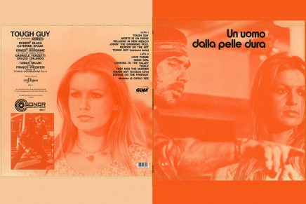 RC:music | Un uomo dalla pelle dura [OST] by Carlo Pes