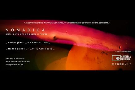 Bologna // NOMADICA atelier per le arti e il cinema di ricerca (enrico ghezzi + Franco Piavoli)