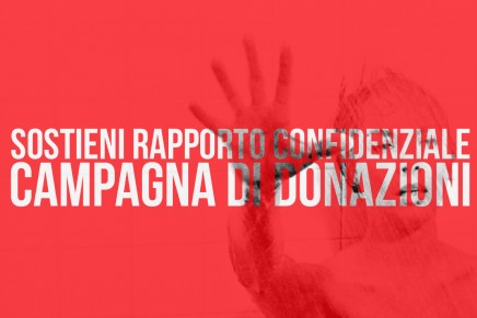Campagna di donazioni 2015 #SostieniRC
