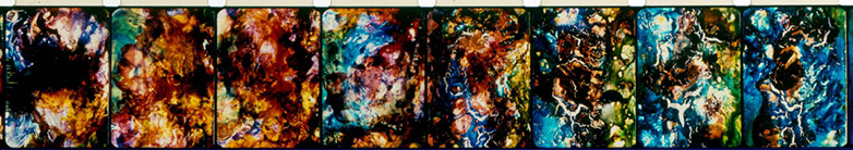 """existence is song"" (1987) • Fred Camper, Frame Enlargements from Films by Stan Brakhage • www.tinyurl.com/yelgnrg"
