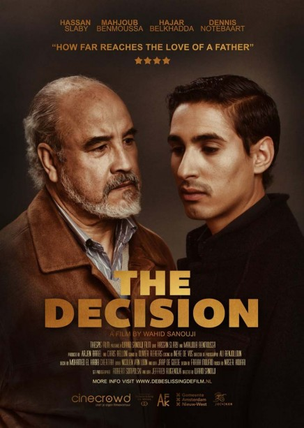 Filmposter_The Decision (2015)